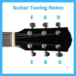 Guitar-Tuning-Notes